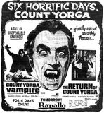 COUNT YOGA DOUBLE FEATURE
