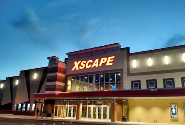Xscape Theaters Blankenbaker 16