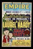 1952 poster via Jeff Abraham.