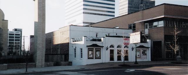 Shady Oak Cine
