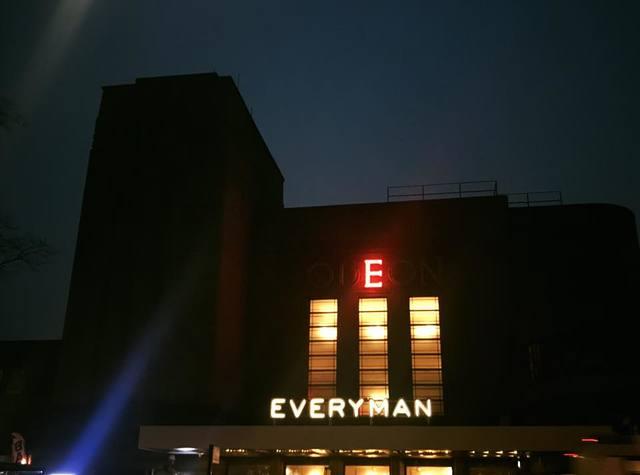 The new Everyman cinema