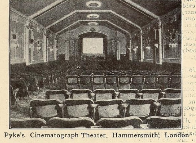 King Street Cinematograph Theatre