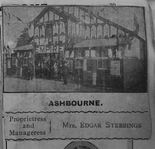Ashbourne Empire Cinema in 1916