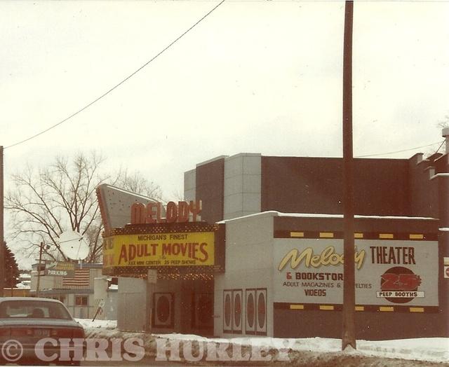 Melody Theater, Inkster, Michigan