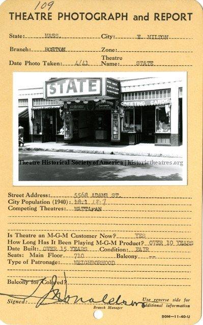 Milton Cinema