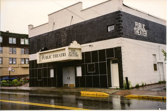 As Public Theatre, photo via Gary Henson.