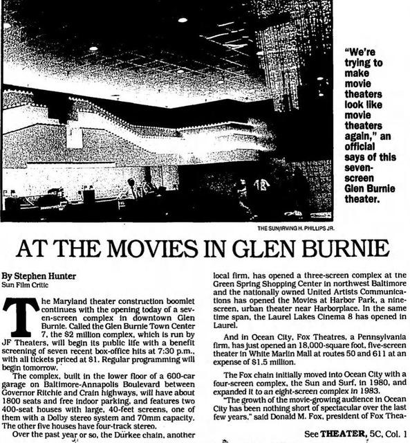 Glen Burnie Towncenter 7