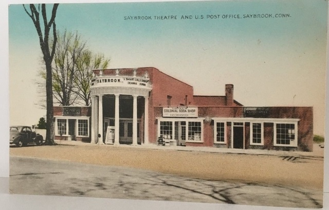 Old Saybrook Cinema