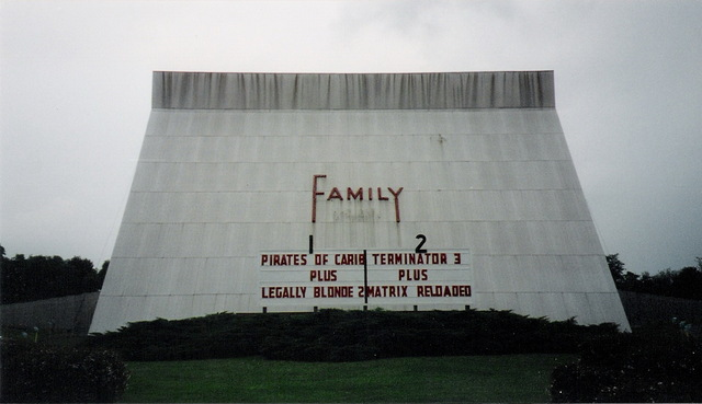 Family Drive-In