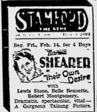 Stamford Theatre