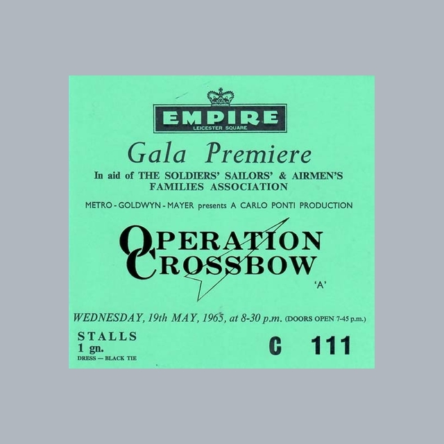 OPERATION CROSSBOW(1965)