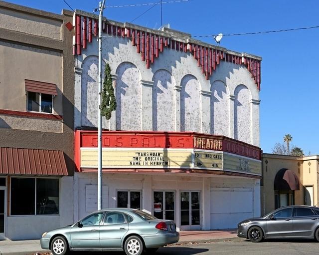 Dos Palos Theatre