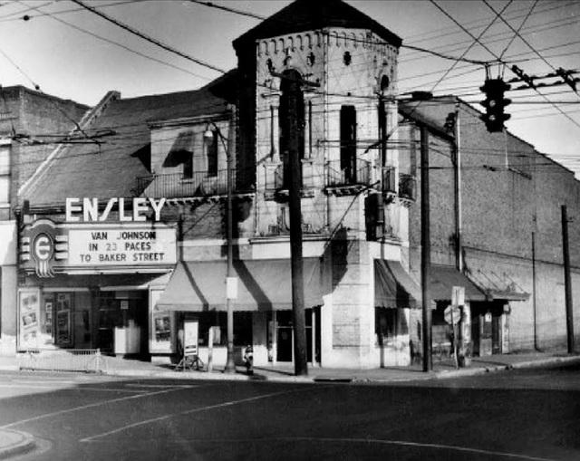 Ensley Theatre