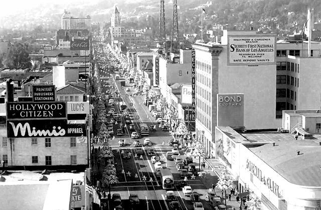 Circa 1950 photo via James J. Chun.