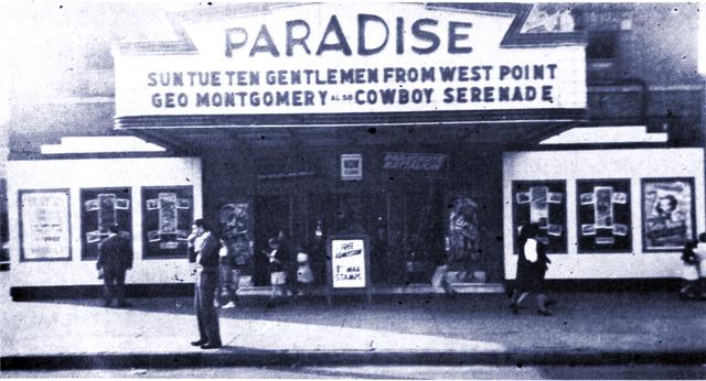Loew's Paradise Theatre