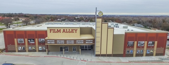 Film Alley Weatherford