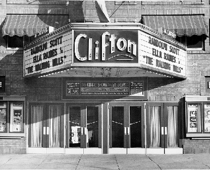Clifton Theater, Clifton Heights, PA
