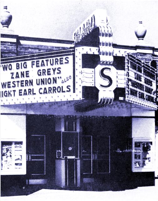 Shard Theatre