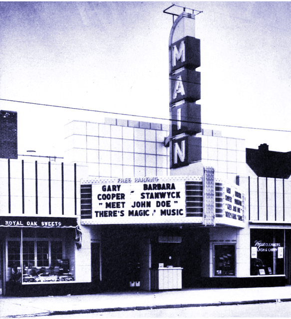 Landmark Main Art Theatre