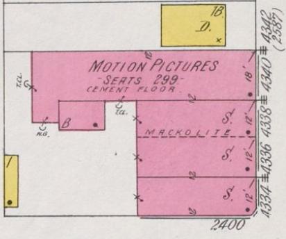 1913 Sanborn Map v19 #25