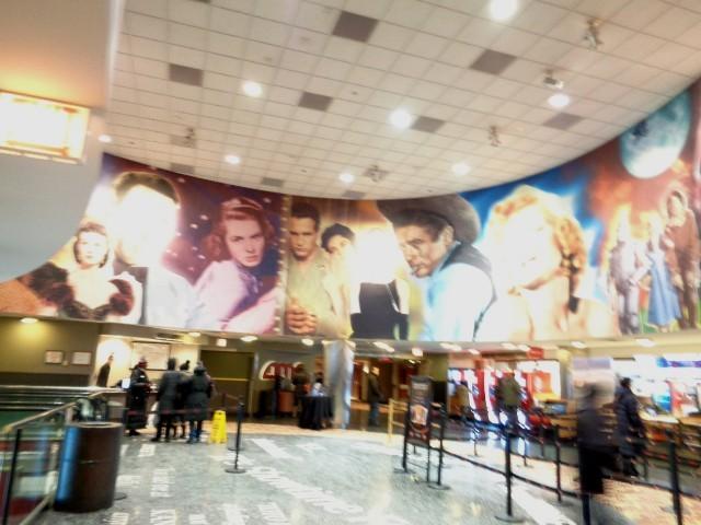 Lobby Murals
