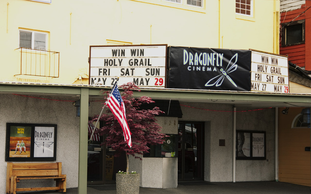 Dragonfly Cinema's Opening Weekend - 2011 May 27-29