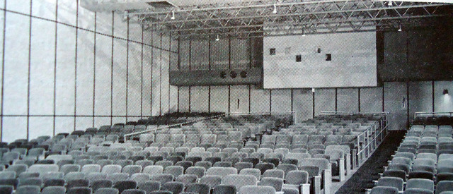 Pequa Theatre auditorium