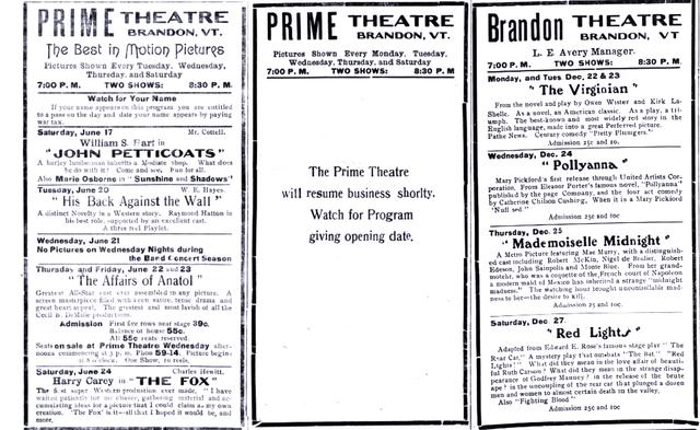 Brandon Theatre