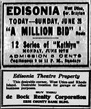 Edisonia Theatre