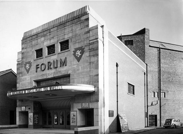 exterior in 1937