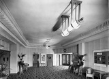 circle foyer in 1937