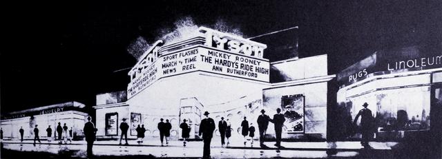 Tyson Theater