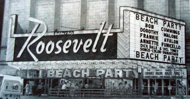 Roosevelt Theatre exterior