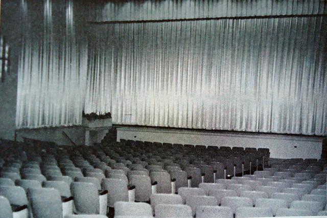 Mount Kisco auditorium