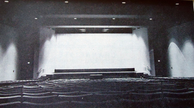 L'Enfant Theatre auditorium
