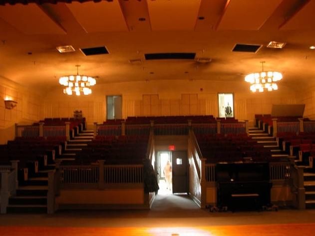 Fort Benjamin Harrison Theatre
