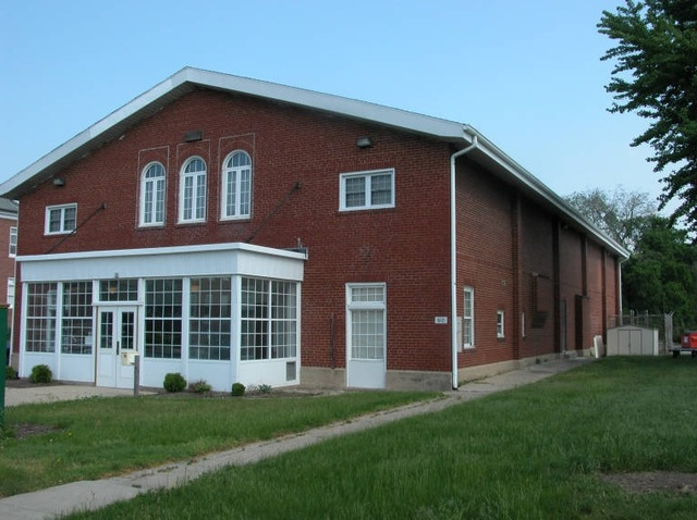 Fort Benjamin Harrison Theatre