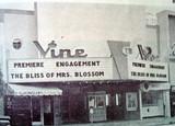Vine Theatre exterior