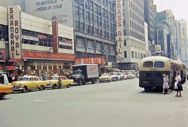 Woolworth's 1956