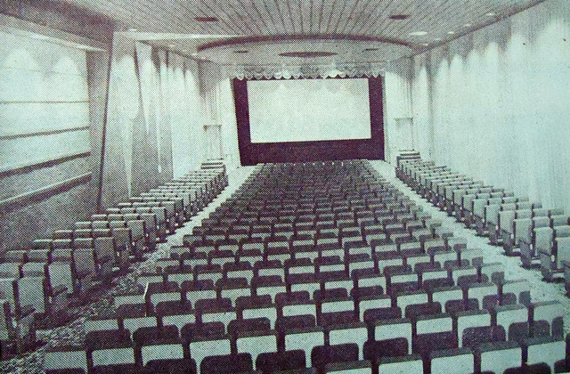 Vine Theatre auditorium