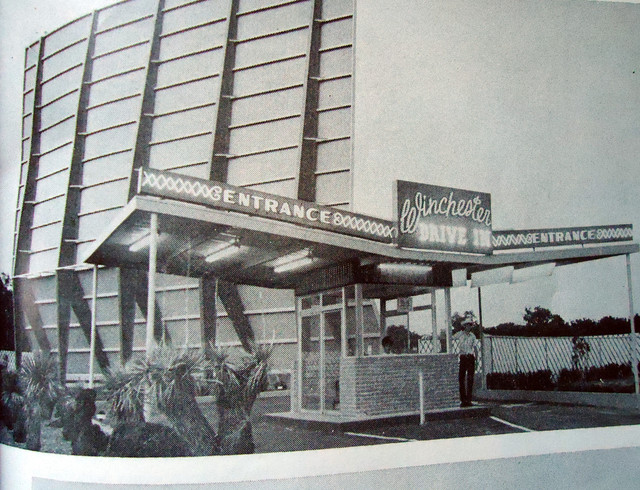 Winchester Drive-In exterior
