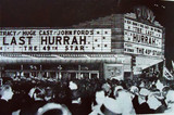 Roxy Theatre exterior 