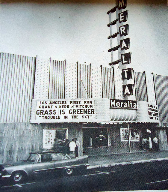 Meralta Theatre exterior