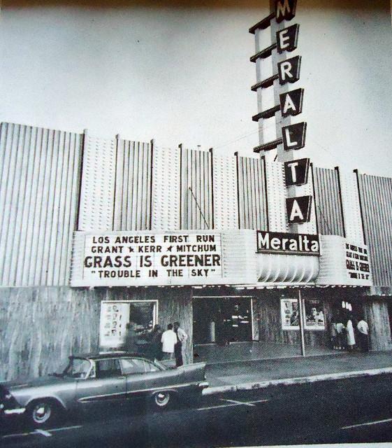 Meralta Theatre exterior