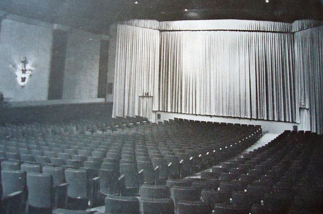Meralta Theatre auditorium
