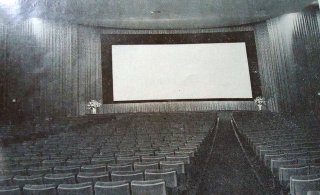 Fox Cinemaland auditorium