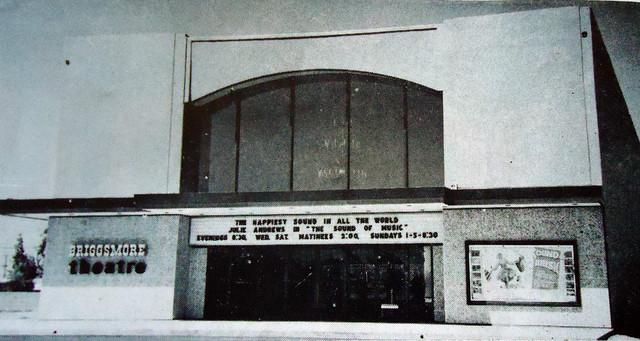 Briggsmore Theatre exterior