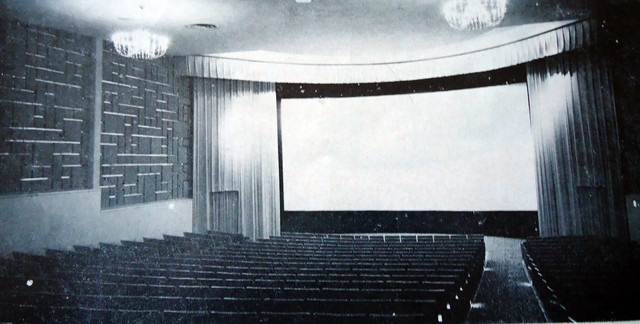Briggsmore Theatre auditorium