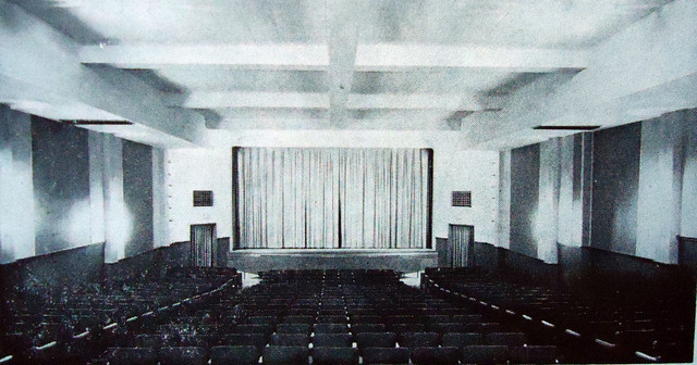 Ritz Theatre auditorium