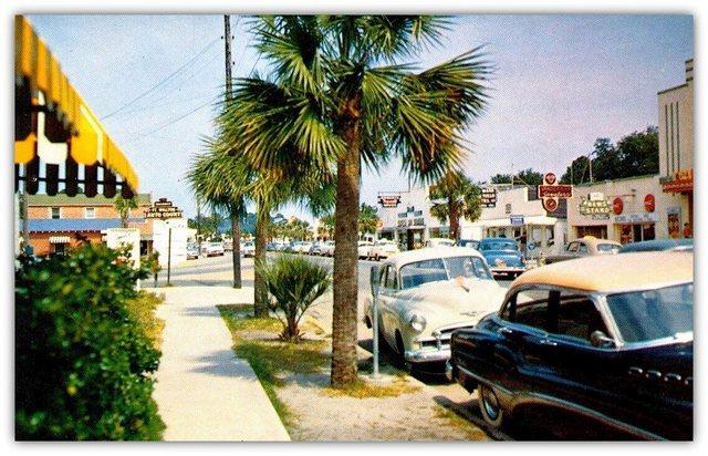 1950s photo via David Kroger.